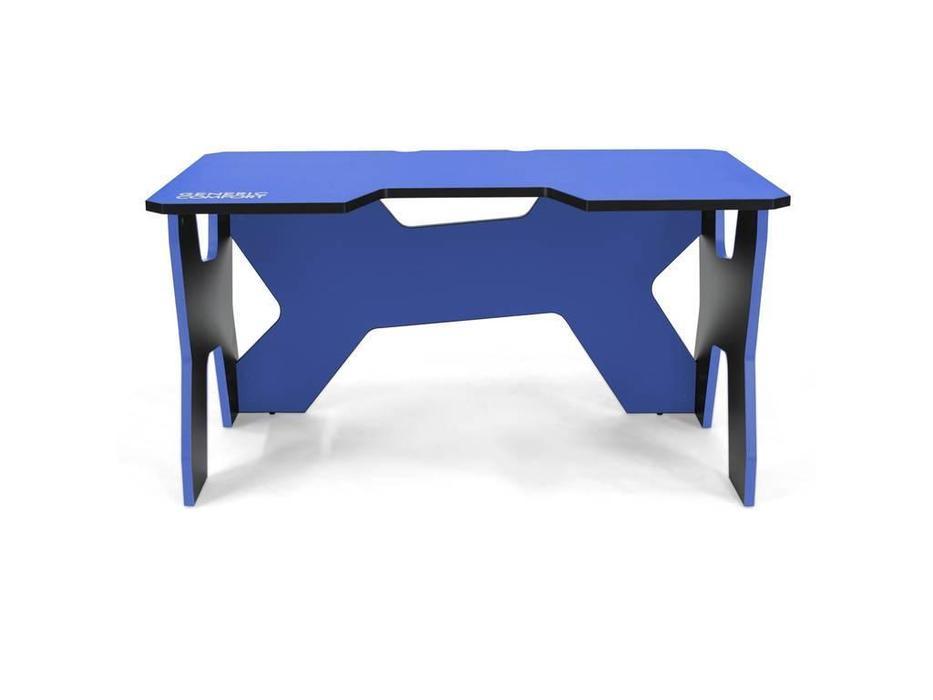 Generic Comfort: Gamer: стол компьютерный  (черный, синий)