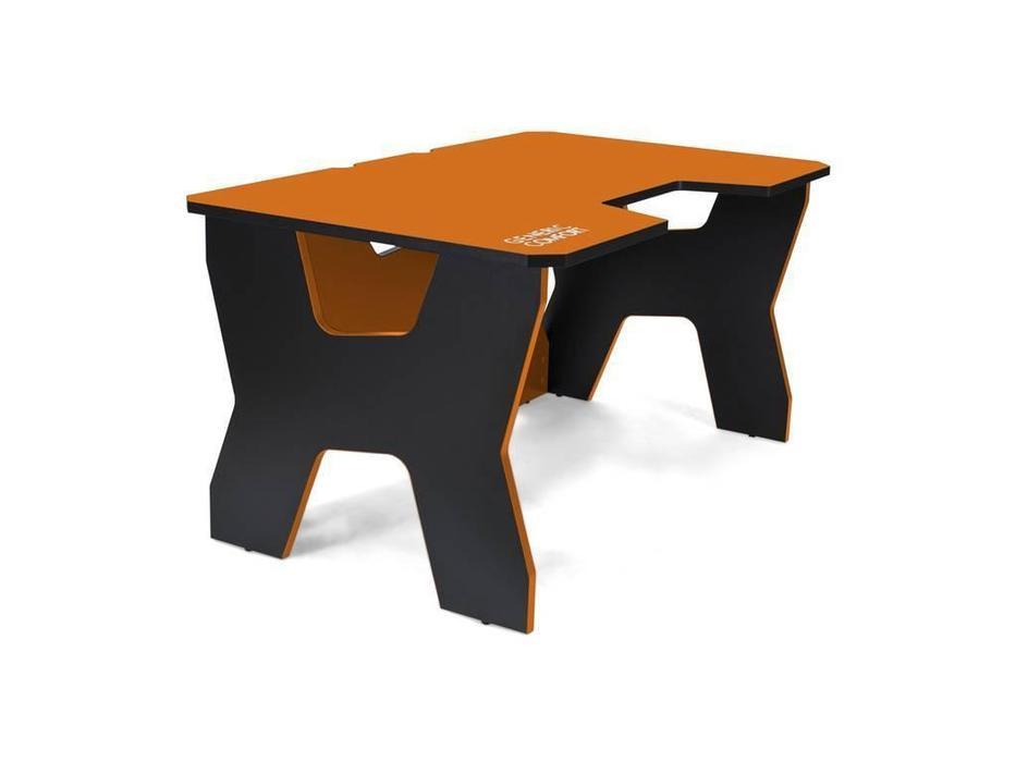 Generic Comfort: Gamer: стол компьютерный  (черный, оранжевый)