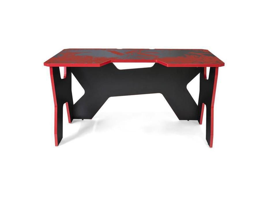 Generic Comfort: Gamer: стол компьютерный  (черный, красный)