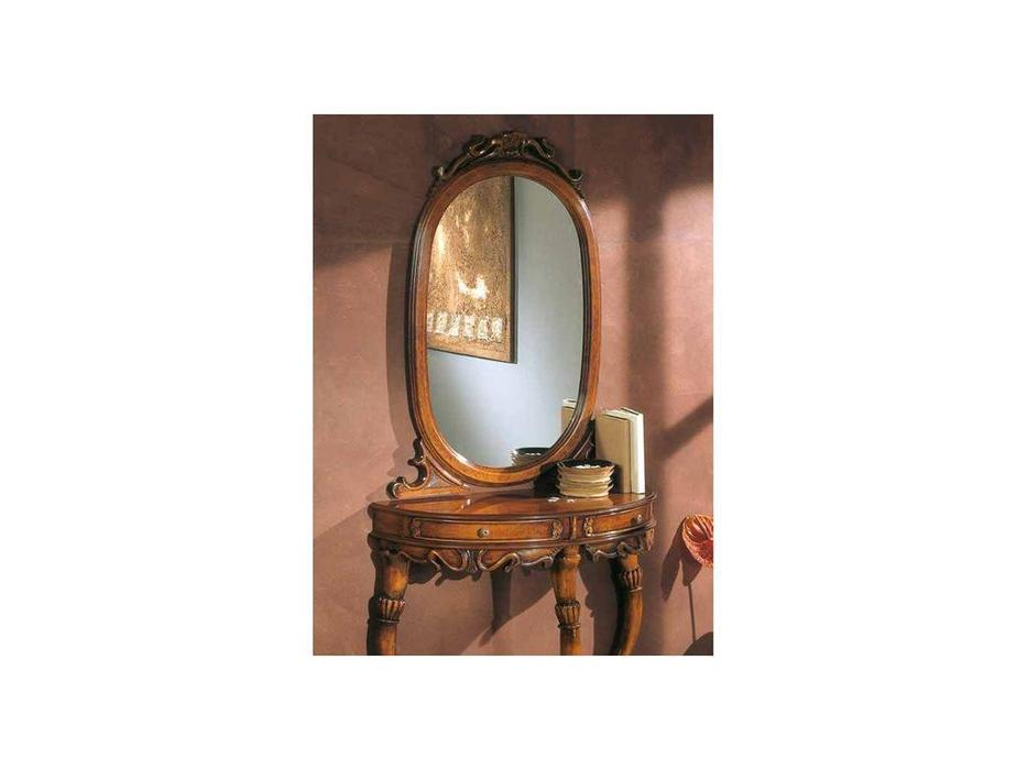 Tarocco Vaccari: Complementi: зеркало навесное  (орех)