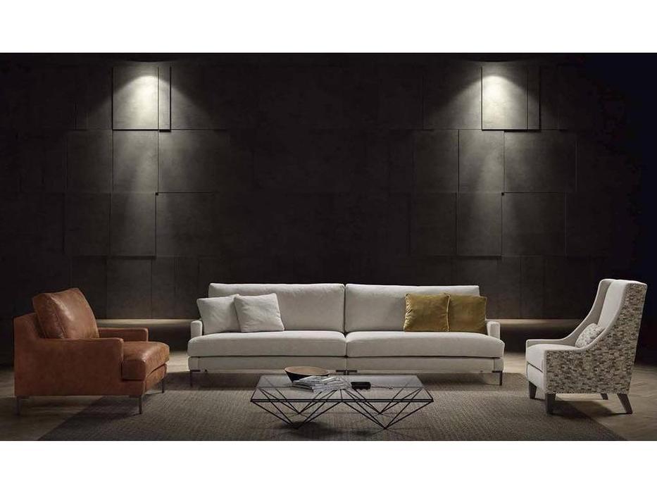 Manuel Larraga: June: диван 3 местный  (ткань кат. В)