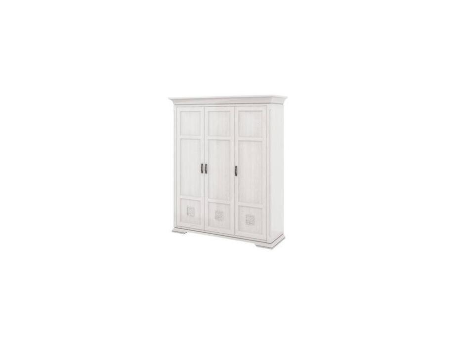Liberty-M: Палермо: шкаф 3 дверный  (белый)