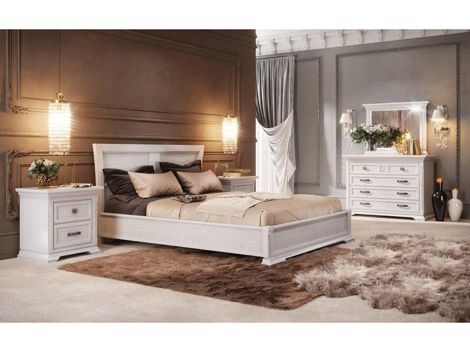 Liberty-M: Палермо: спальная комната (белый)