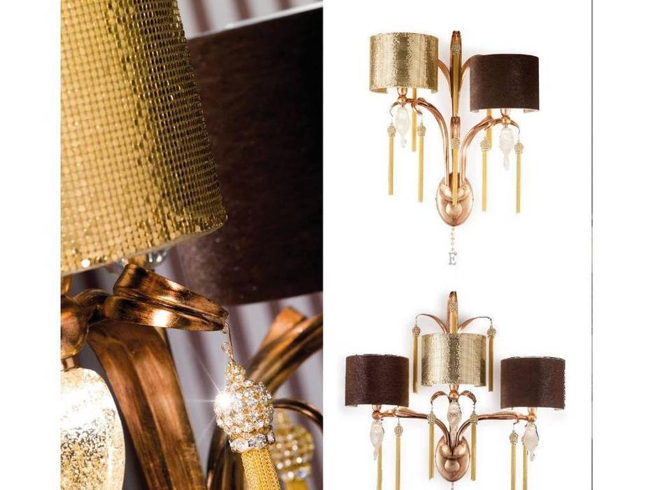 Euro Lamp Art: Guenda: бра  (золото)