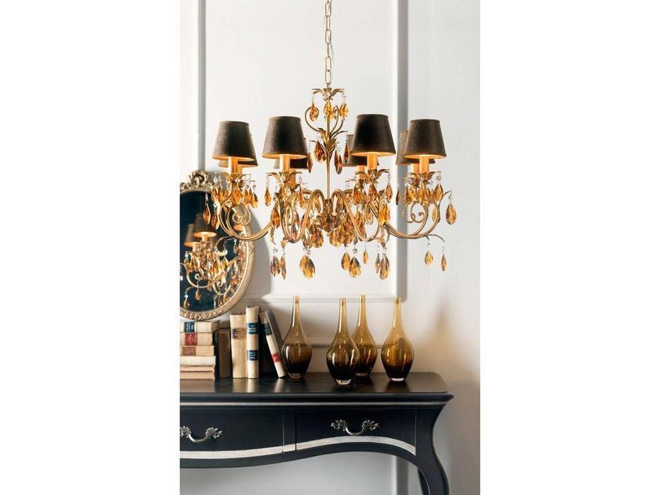 Euro Lamp Art: Acqua: люстра подвесная  (золото)