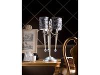 Euro Lamp Art: Elenoire: лампа настольная  (сребро)