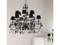 Euro Lamp Art: Acqua: люстра подвесная  (черный)
