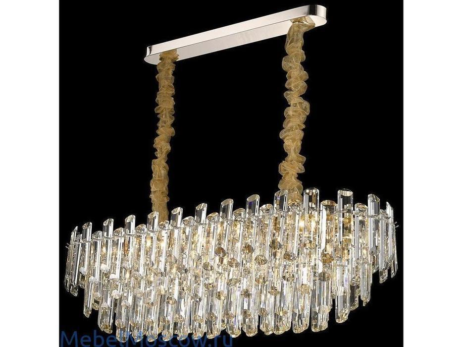Wertmark: Lazzara: люстра  (золото, хрусталь)