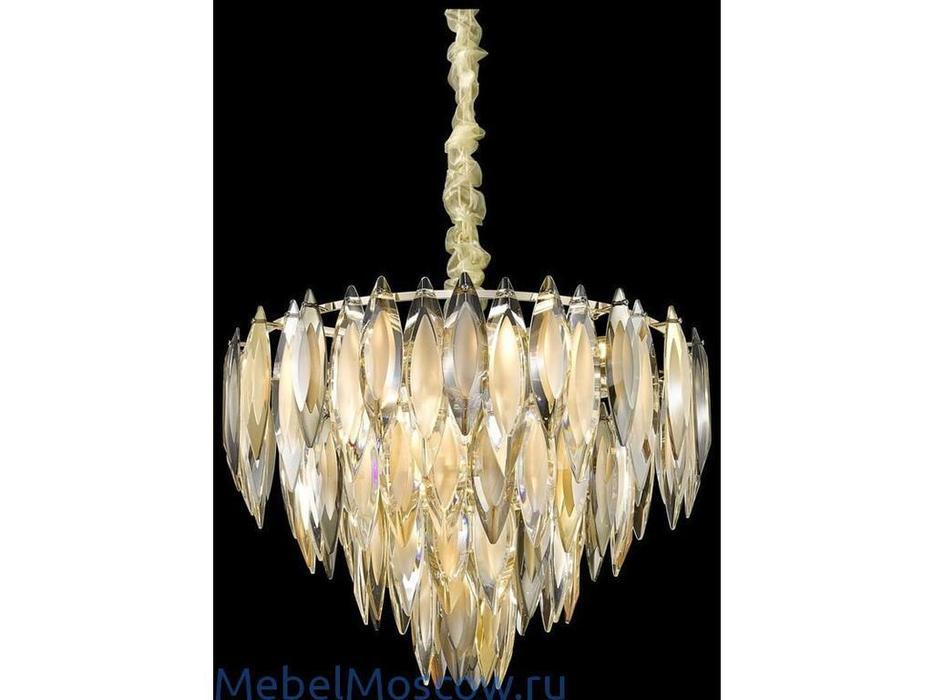 Wertmark: Orlanda: люстра  (золото, хрусталь)