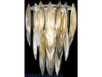 Wertmark: Orlanda: бра  (белое золото, хрусталь)