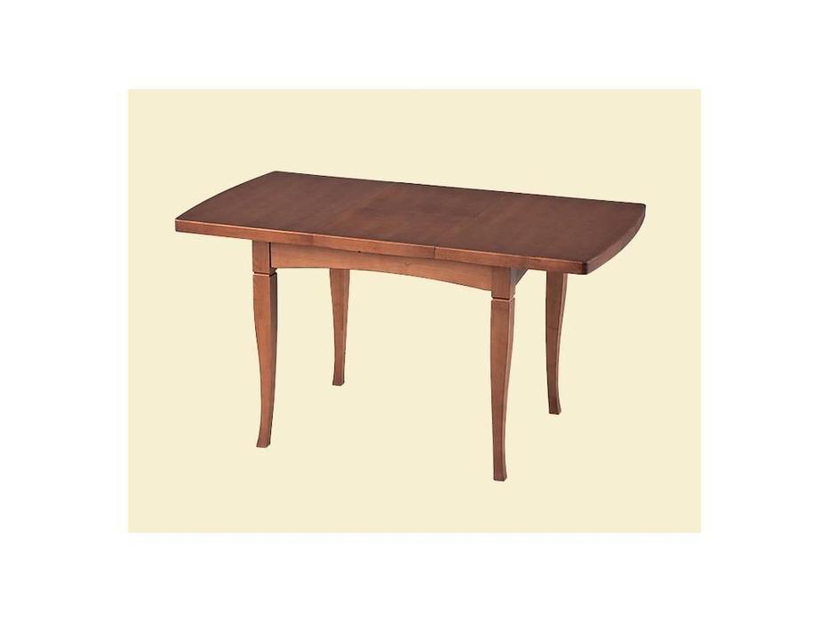 Лорес: Английский: стол обеденный раскладной (коричневый)
