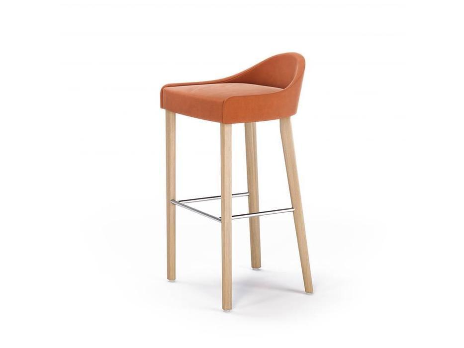 Artu: Lubi: стул барный  (бук, ткань)