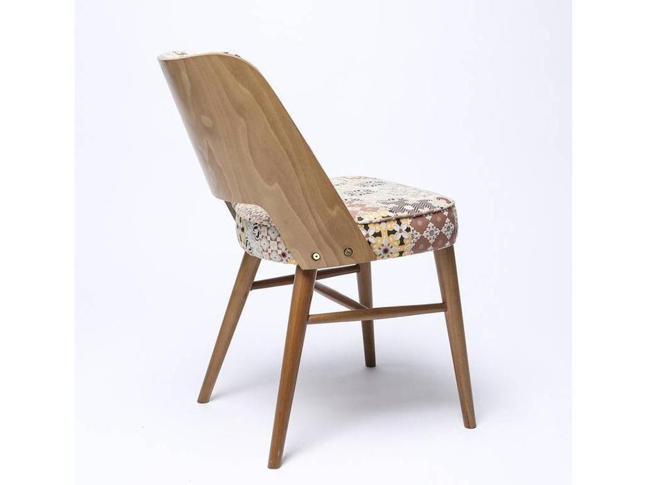 Artu: Shell: стул мягкий  (бук, ткань)