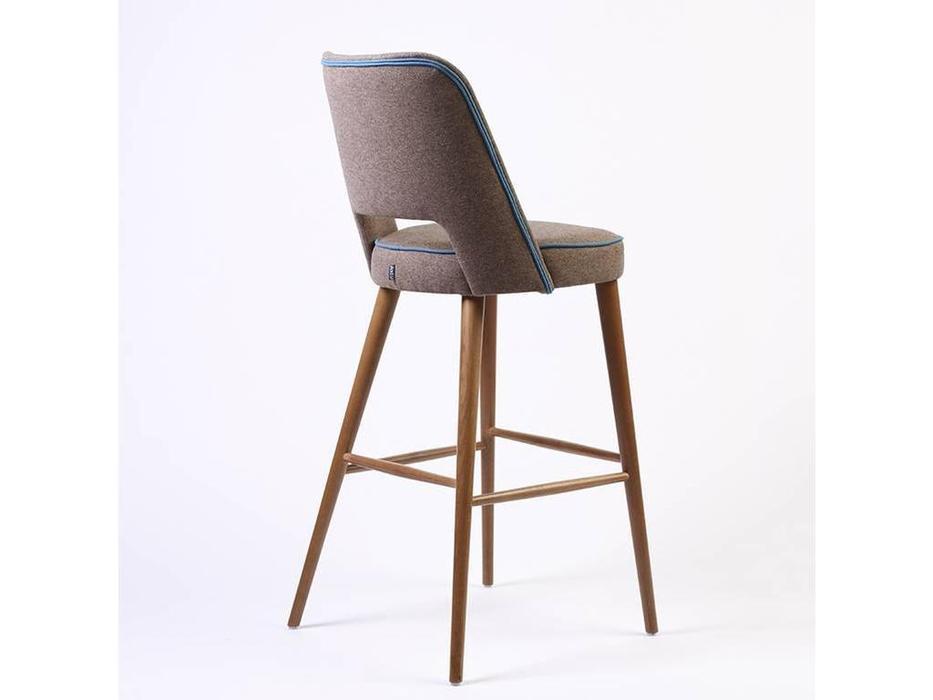 Artu: Shell: стул барный  (бук, ткань)