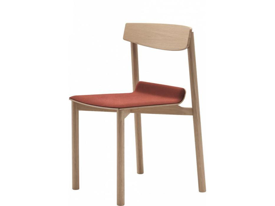 Artu: Wox2: стул с мягкой сидушкой (бук)