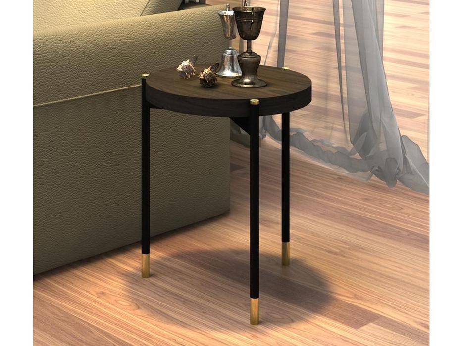 Mod Interiors: Benissa: стол журнальный  (эбеновое дерево)
