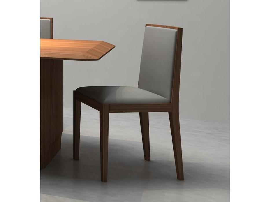 Mod Interiors: Avila: стул  (орех, бежевый)