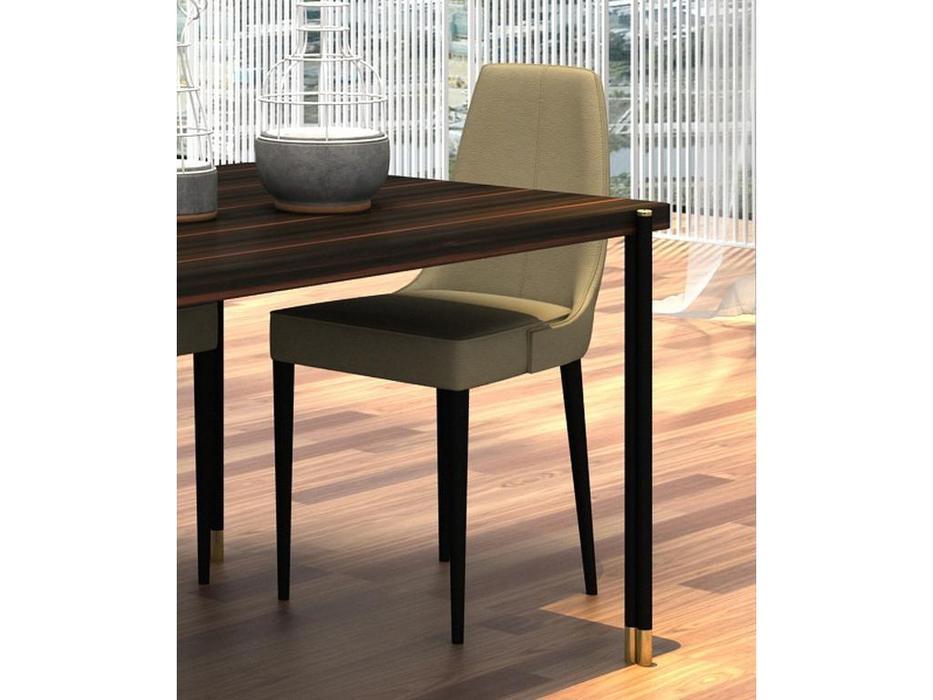 Mod Interiors: Benissa: стул  (коричневый)