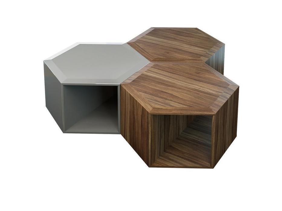 Mod Interiors: Avila: стол журнальный  (серый)