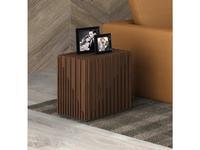 Mod Interiors: Menorca: стол журнальный  (орех)