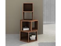 Mod Interiors: Avila: стол журнальный  (орех)