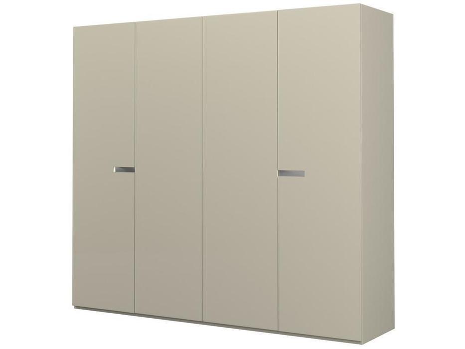 Mod Interiors: Vigo: шкаф 4 дверный  (бежевый)