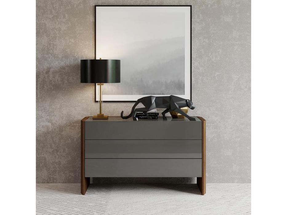 Mod Interiors: Avila: комод  (орех, серый)