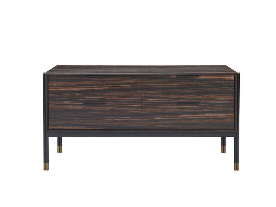 Mod Interiors: Benissa: комод  (эбеновое дерево)
