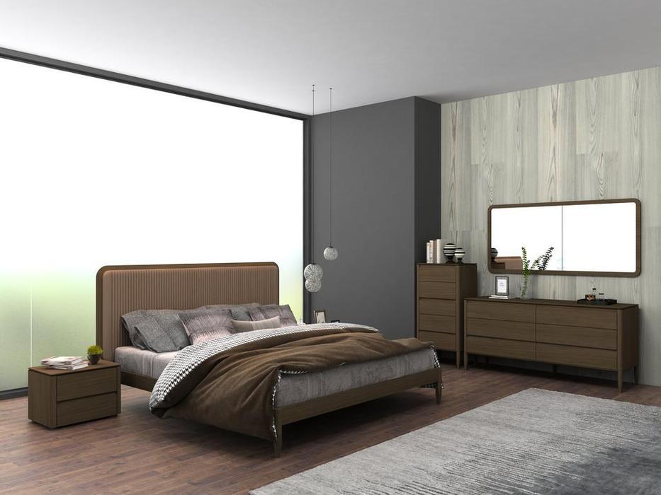Mod Interiors: Paterna: спальная комната  (дуб)