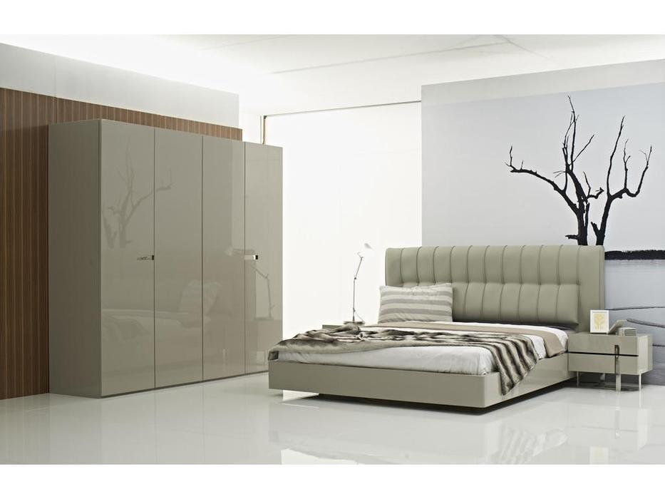 Mod Interiors: Vigo: спальня  (бежевый)