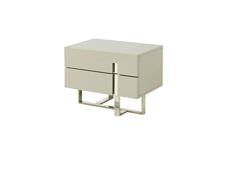 Mod Interiors: Vigo: тумба прикроватная  (бежевый)