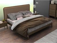 5239600 кровать двуспальная Mod Interiors: Paterna