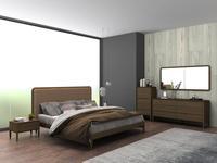 5239621 спальня современный стиль Mod Interiors: Paterna