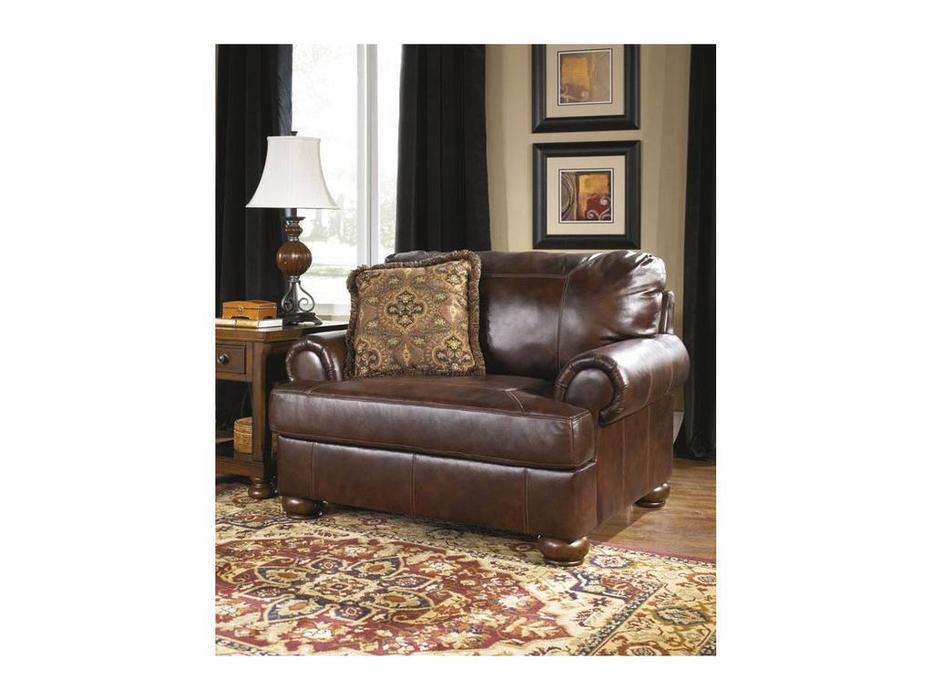 Ashley: Axiom: кресло  (коричневый)
