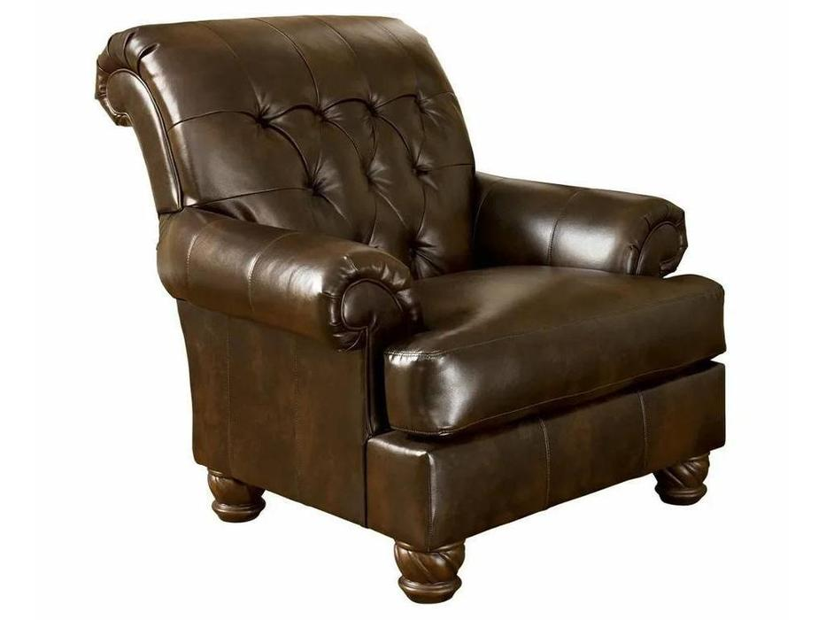 Ashley: Fresco: кресло  (коричневый)