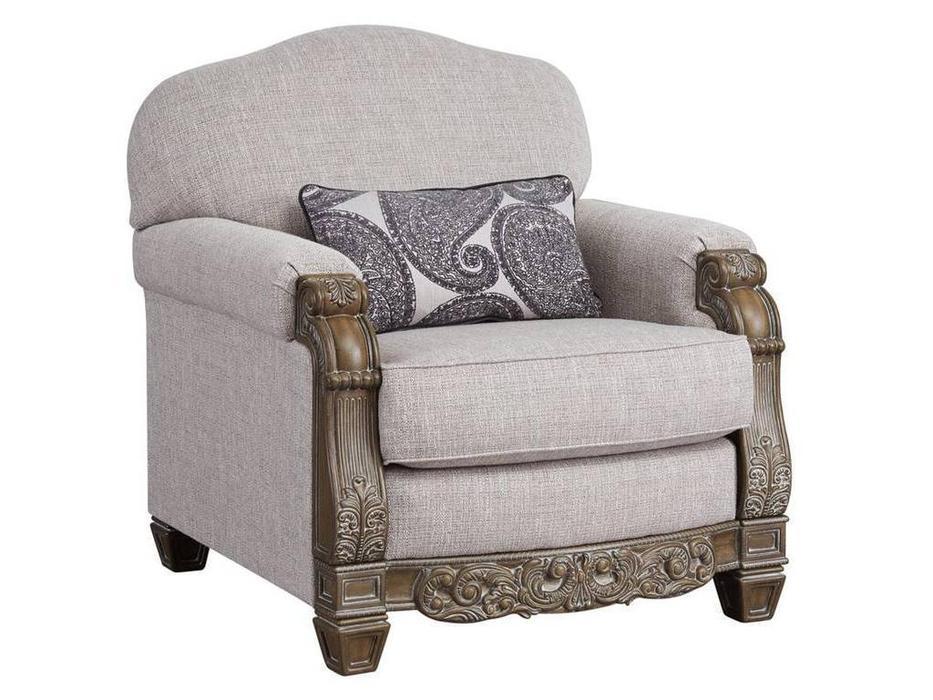 Ashley: Sylewood: кресло  (серый)