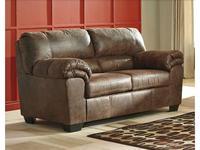 Ashley: Bladen: диван 2-х местный  (коричневый)