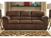 Ashley: Bladen: диван 3-х местный  раскладной (коричневый)