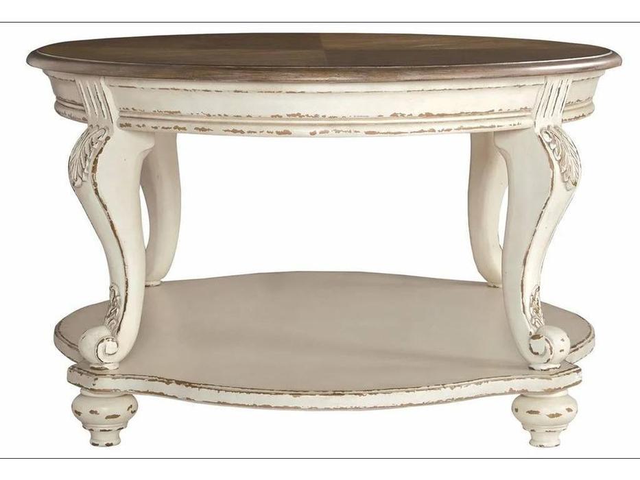 Ashley: Realyn: стол журнальный  (белый)