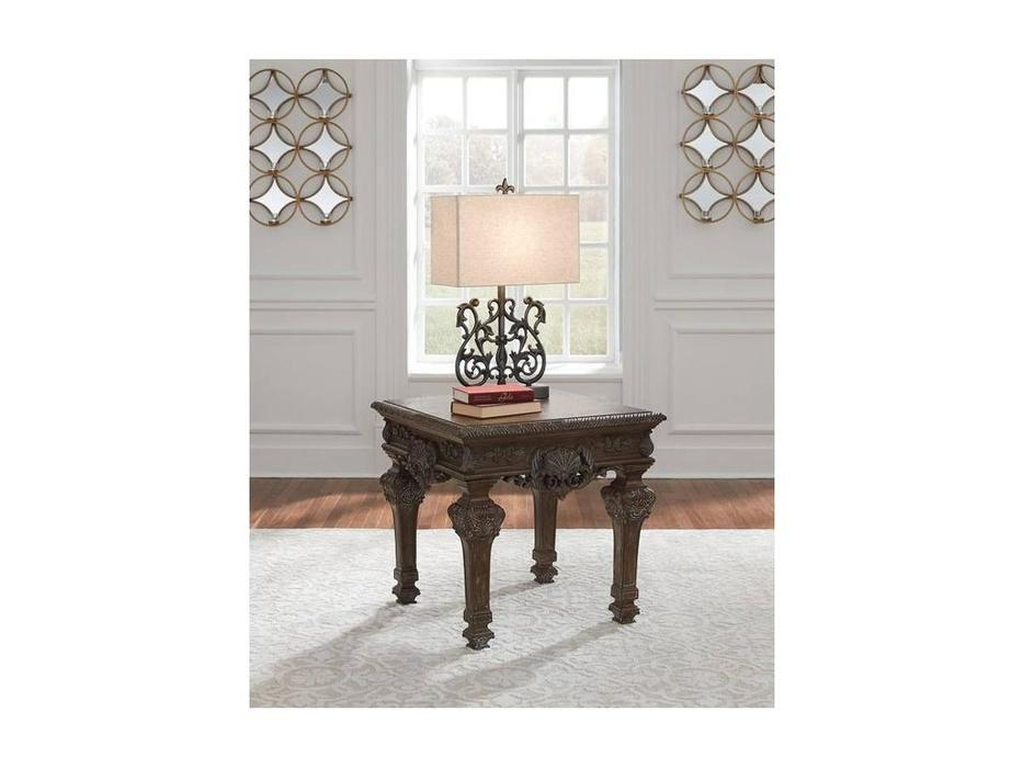Ashley: Charmond: стол журнальный  (коричневый)