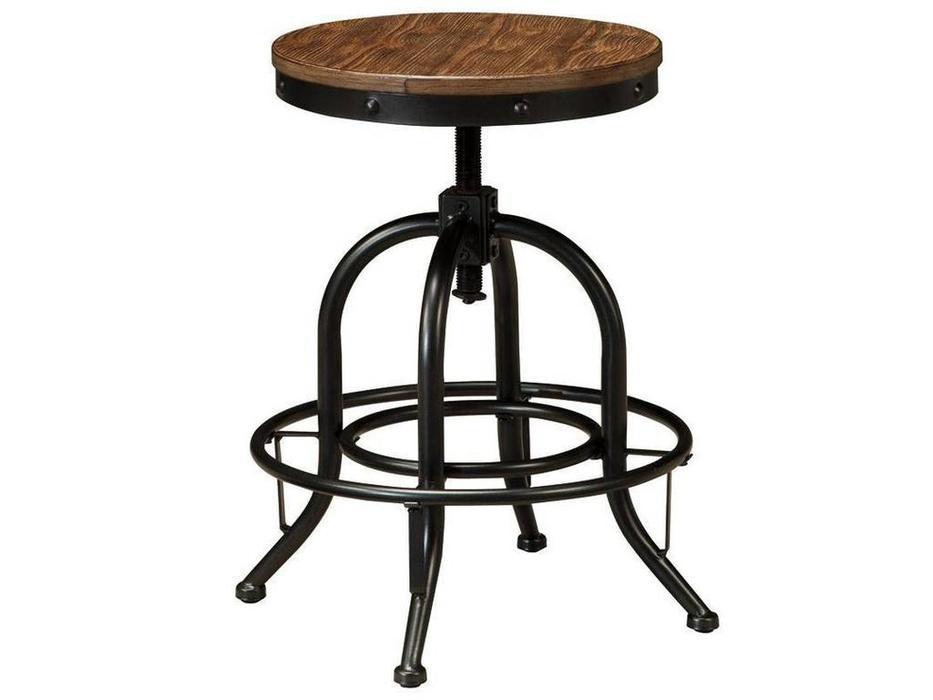 Ashley: Pinnadel: стул барный  (коричневый)