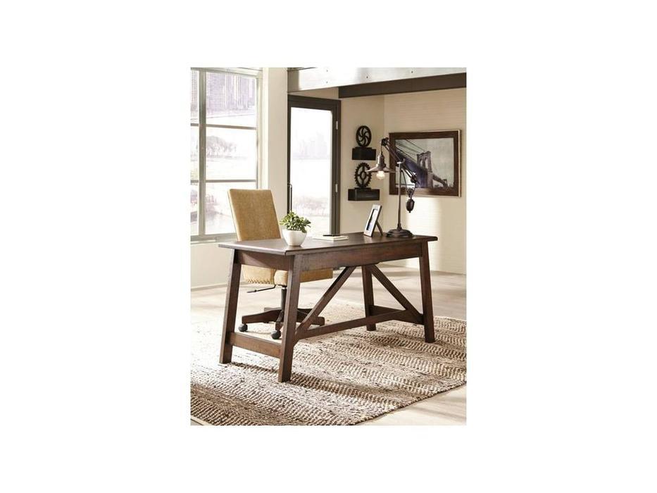 Ashley: Baldridge: стол письменный  (коричневый)
