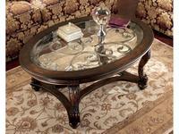 Ashley: Norcastle: стол журнальный  (коричневый)