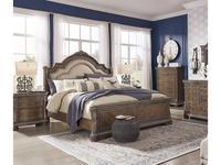 5239790 кровать двуспальная Ashley: Charmond