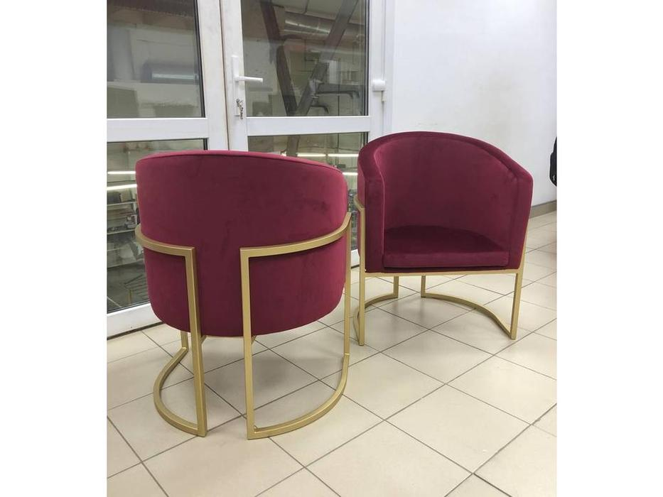 Ламберти: Амадео: кресло  ткань велюр