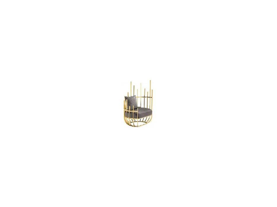 Ламберти: Трон: кресло  ткань велюр