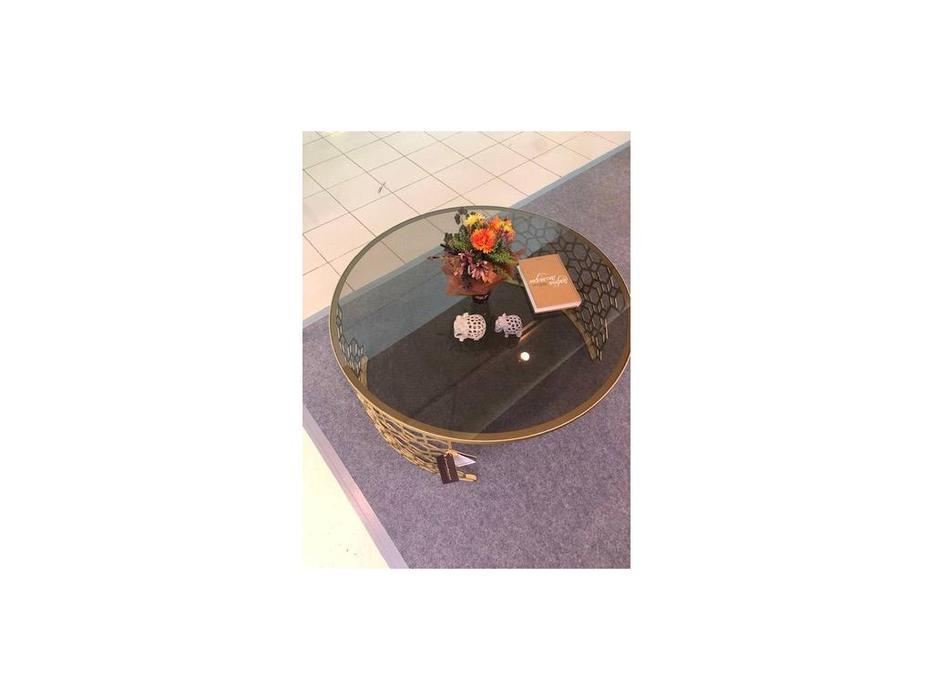 Ламберти: Венеция: стол журнальный  D60см.