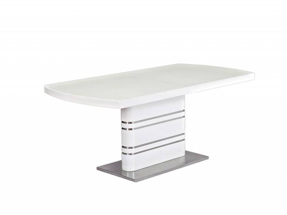 Signal: Gucci: стол обеденный раскладной (белый)