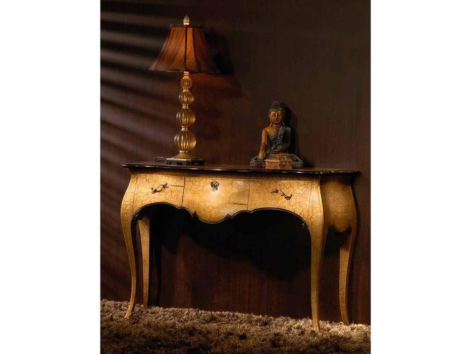 Jose Duraes: El lord: консоль  (золото, патина)
