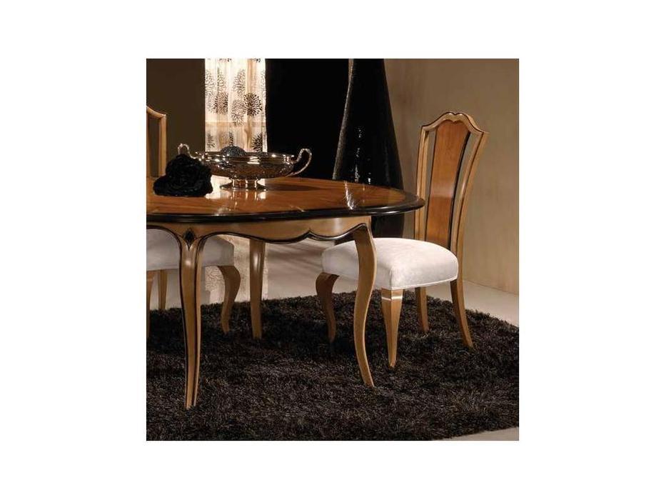 Jose Duraes: El lord: стул  (крем, вишня)